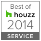 Best of Houzz 2014 - Client Satisfaction CM Chartier Contracting was rated at the highest level for client satisfaction by the Houzz community.
