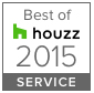 Best of Houzz 2015 - Client Satisfaction CM Chartier Contracting was rated at the highest level for client satisfaction by the Houzz community.