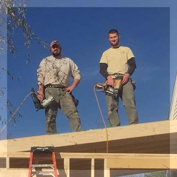 Create with CM Chartier Contracting