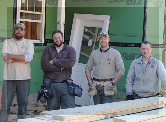 Contractor Services - C.M. Chartier Contracting